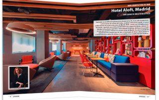 Hotel Aloft Madrid - Arvo arquitectura de Juan
